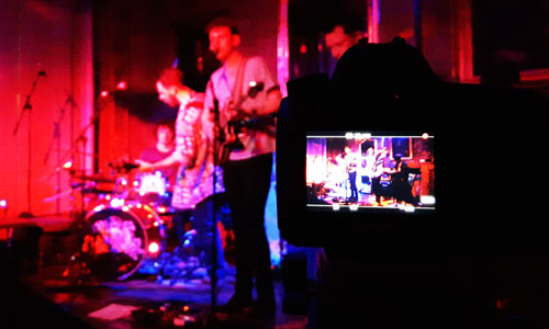 Live-Band-London-Filming